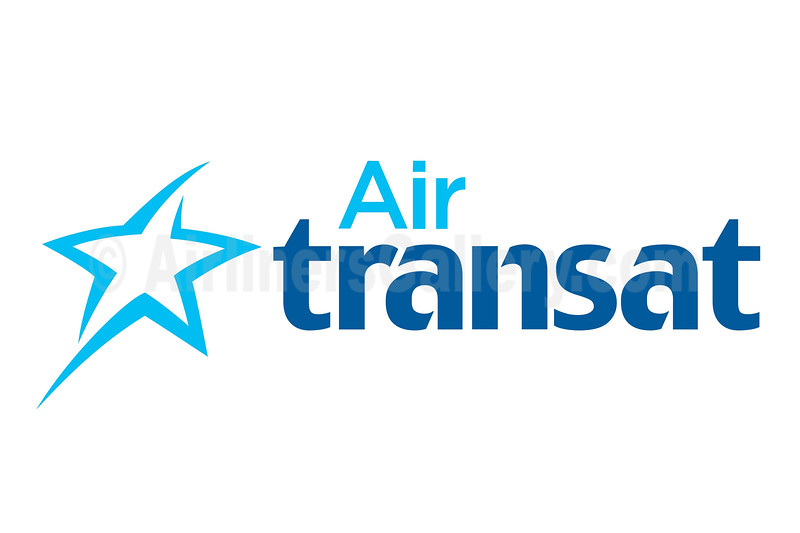 1. Air Transat logo