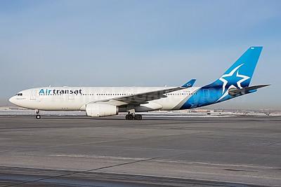 Air Transat Airbus A330-243 C-GTSN (msn 369) YYZ (TMK Photography). Image: 940928.