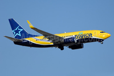 Second Air Transat-Europe Airpost (ASL) hybrid livery