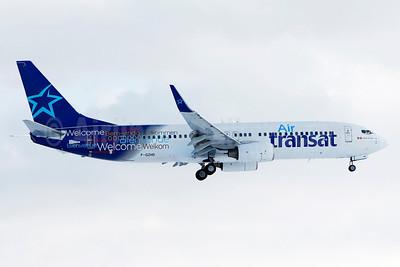 Air Transat (Transavia France) Boeing 737-8K2 WL F-GZHD (msn 29650) YUL (Gilbert Hechema). Image: 922128.