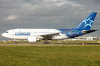 Air Transat Airbus A310-304 C-GTSF (msn 472) DUB (Greenwing). Image: 912525.