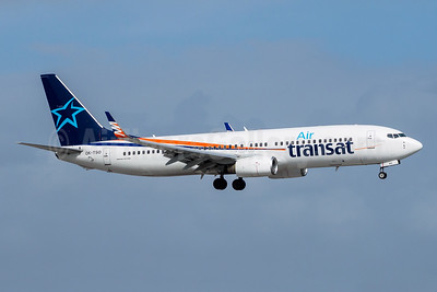 Air Transat (SmartWings) Boeing 737-8GQ WL OK-TSO (msn 35793) (SmartWings colors) FLL (Andy Cripps). Image: 940851.