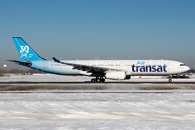 Air Transat celebrates 30 Years of flying