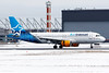 Air Transat's first Airbus A320 in the new livery