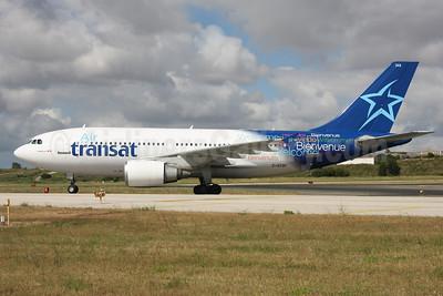Air Transat Airbus A310-304 C-GTSF (msn 472) LIS (Pedro Baptista). Image: 909818.