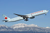 Air Canada Boeing 777-333 ER C-FNNW (msn 43250) YVR (Steve Bailey). Image: 936508.