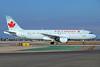 Air Canada Airbus A320-211 C-FDQV (msn 068) LAX. Image: 935005.