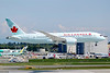 Air Canada's first Boeing 787 Dreamliner
