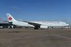 Air Canada Airbus A330-343 C-GFUR (msn 344) BRU (Ton Jochems). Image: 936515.