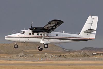 Alberta Central Airways de Havilland Canada DHC-6-300 Twin Otter C-FTWU (msn 372) YYC (Chris Sands). Image: 951492.