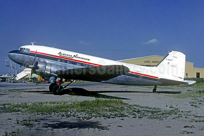 Alberta Northern Airlines Douglas C-47A-DL (DC-3) C-GWIR (msn 9371) (Christian Volpati Collection). Image: 951493.