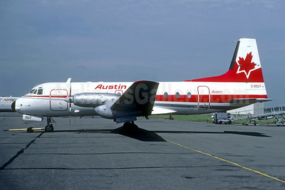 Austin Airways - Air Canada Connector Hawker Siddeley HS. 748-234 Series 2A C-GOUT (msn 1621) MSP (Christian Volpati Collection). Image: 945658.