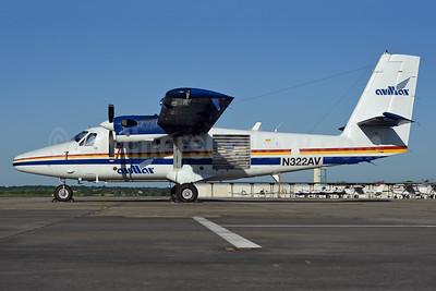 AvMax de Havilland Canada DHC-6-300 Twin Otter N322AV (C-FBHV) (msn 320) HYI (Jarrod Wilkening). Image: 952682.