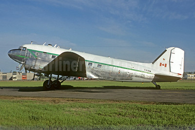 Buffalo Airways (Canada) Douglas C-47A-DK (DC-3) C-GJKM (msn 13580) (Christian Volpati Collection). Image: 923888.