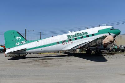 Buffalo Airways (Canada) Douglas C-47A-DK (DC-3) CF-CUE (msn 12983) YZF (Ton Jochems). Image: 928344.