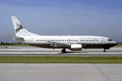Attache de CP Air Boeing 737-317 C-FCPI (msn 23174) YUL (Hans Oehninger -Christian Volpati Collection). Image: 944103.