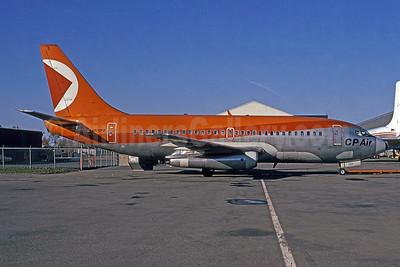 CP Air Boeing 737-217 CF-CPZ (msn 20197) YUL (Bruce Drum). Image: 101904.