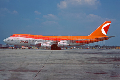 CP Air Boeing 747-217B C-FCRE (msn 20929) (Christian Volpati Collection). Image: 922106.