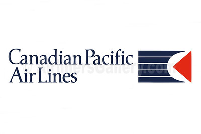 1. Canadian Pacific Air Lines logo
