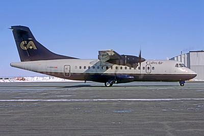 Calm Air ATR 42-300 C-GDSS (msn 329) (Jacques Guillem Collection). Image: 951507.
