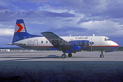 Calm Air - Canadian Partner Hawker-Siddeley HS.748-227 Series 2A C-GSBF (msn 1662) (Christian Volpati Collection). Image: 951504.