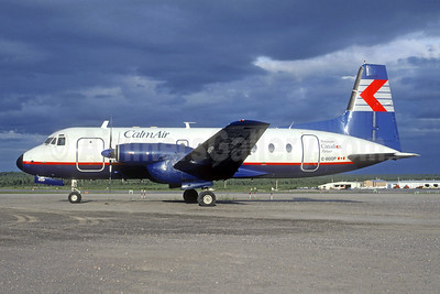 Calm Air - Canadian Partner Hawker-Siddeley HS.748-283 Series 2A C-GDOP (msn 1745) (Christian Volpati Collection). Image: 951504.