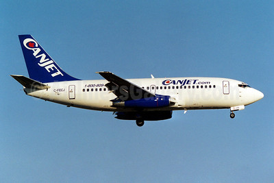 CanJet Airlines (1st)