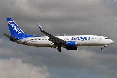 CanJet Airlines (2nd) Boeing 737-8AS WL C-FYQO (msn 29934) FLL (Ken Petersen). Image: 929167.