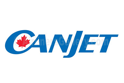 1. CanJet Airlines (2nd) logo