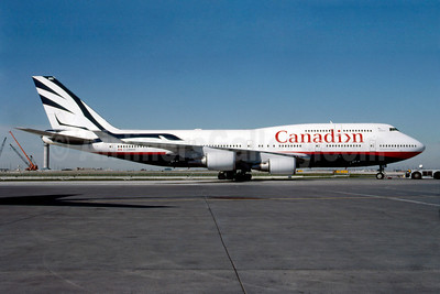 Canadian Airlines International Boeing 747-475 C-GMWW (msn 24883) YYZ (TMK Photography). Image: 920258.