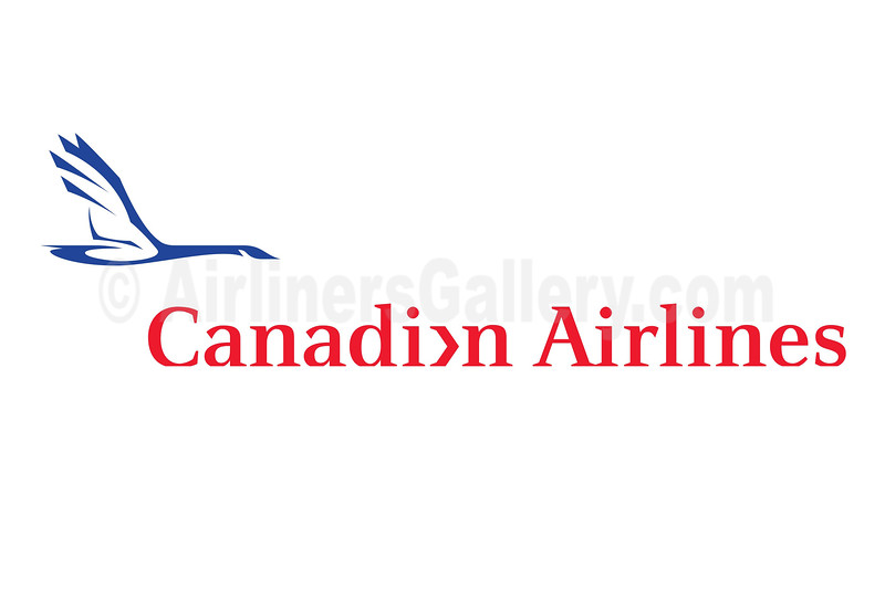 1. Canadian Airlines logo