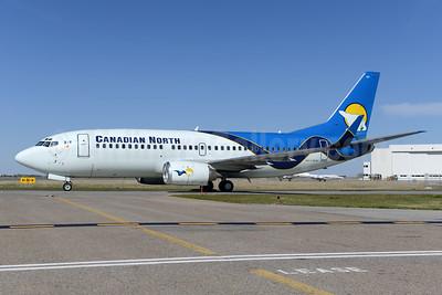 Canadian North Boeing 737-36Q WL  C-GCNZ (msn 28664) YYC (Ton Jochems). Image: 928268.