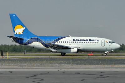 Canadian North Boeing 737-242C C-GNDU (msn 22877) YZF (Tony Storck). Image: 923880.