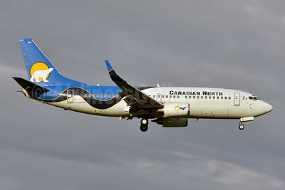 Canadian North Boeing 737-36Q WL  C-GCNZ (msn 28664) YYC (Tony Storck). Image: 923843.