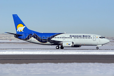 Canadian North Boeing 737-36Q WL C-GCNW (msn 28760) YYC (Matt Dueck). Image: 906137.