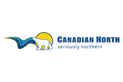 1. Canadian North logo