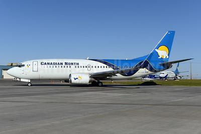 Canadian North Boeing 737-36Q WL  C-GCNZ (msn 28664) YEG (Ton Jochems). Image: 928269.