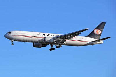 Cargojet Airways Boeing 767-39H ER C-FDIJ (msn 26257) LHR (Keith Burton). Image: 952143.