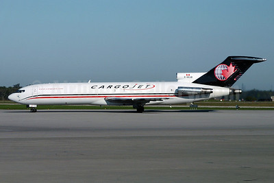Cargojet Airways Boeing 727-225 (F) C-GCJB (msn 21855) YHM (TMK Photography). Image: 902457.