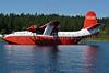 Coulson Flying Tankers Martin JRM-3 Mars C-FLYL (msn 9267) Port Alberni - Sproat Lake (Jay Selman). Image: 402764.