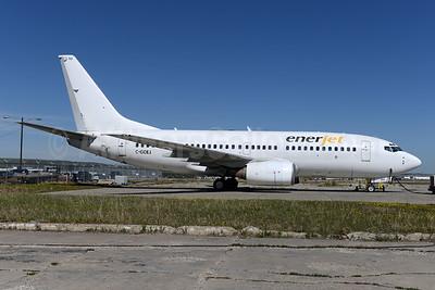 Enerjet Boeing 737-73V C-GDEJ (msn 32427) YYC (Ton Jochems). Image: 928276.