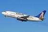 First Air Boeing 737-2R4C C-FNVK (msn 23130) (Polar Bear) YUL (Gilbert Hechema). Image: 911573.