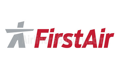 1. First Air logo