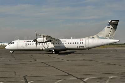 First Air ATR 72-212 C-GRMZ (msn 432) (Arctic Fox) YZF (Tony Storck). Image: 923886.