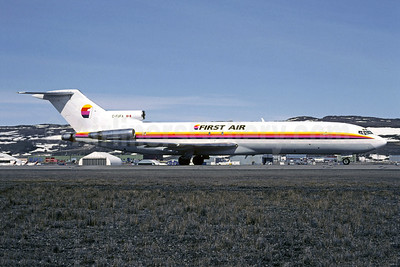 First Air Boeing 727-233 (F) C-FUFA (msn 20941) (Christian Volpati Collection). Image: 950271.
