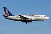First Air Boeing 737-2R4C C-FNVK (msn 23130) (Polar Bear) YUL (Gilbert Hechema). Image: 904733.