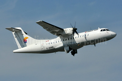 First Air ATR 42-300 (QC) C-GSRR (msn 125) YZF (Tony Storck). Image: 923884.