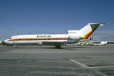 First Air Boeing 727-27C C-GFRB (msn 19120) YYZ (Christian Volpati Collection). Image: 950272.