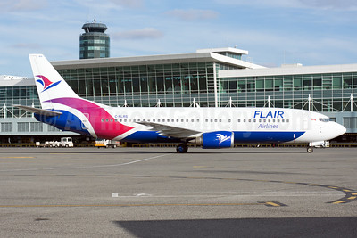 Flair Airlines Boeing 737-490 C-FLRS (msn 28888) YVR (Rob Rindt). Image: 941106.