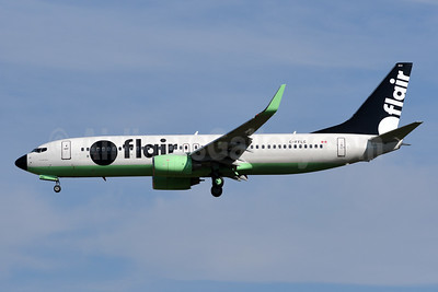 Flair Airlines Boeing 737-86J WL C-FFLC (msn 37758) YYZ (TMK Photography). Image: 950561.